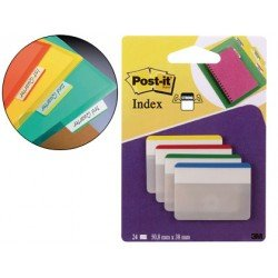 Index rigidos grandes planos Post-it ®