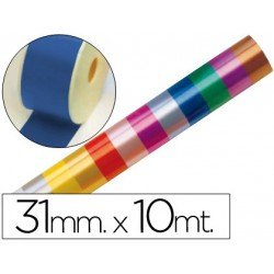 Cinta fantasia color azul 31 mm