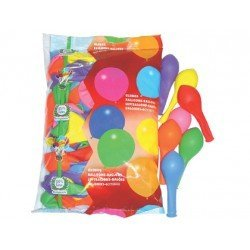 Globos redondos hinchables latex