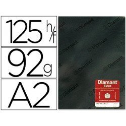 Papel vegetal Diamant A2 92g/m2 formato hoja