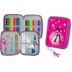 Plumier escolar Maped de Girly