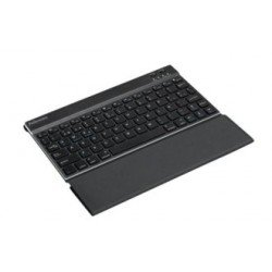 Teclado Fellowes inalambrico negro Mobile Pro