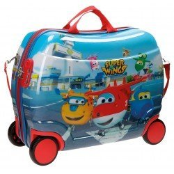Maleta infantil Super Wings 50x39x20 cm