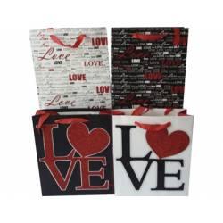 Bolsa para regalo mediana Love Arguval