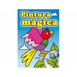 CUADERNO DE COLOREAR SUSAETA PINTURA MAGICA 64 PAGINAS 21X29,7 CM