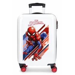 Maleta de cabina rígida Spiderman Geo 55x38x20cm