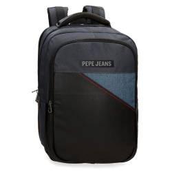 "Mochila para portatil 15,6"" Pepe Jeans de Poliester Bumper"