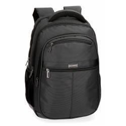 Mochila para portátil Movom Business doble compartimento Negra (5642761)