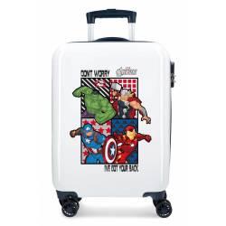 Maleta de cabina rígida All Avengers 55x34x20cm