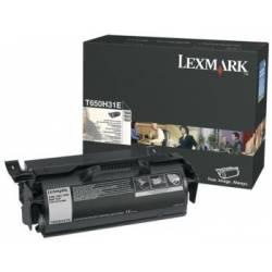 CONSUMIBLES LEXMARK CARTUCHO AC RETOR CORP T650/652/654 NEGRO
