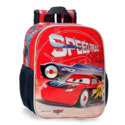 Mochila Preescolar Cars Speed Trails (4032021)