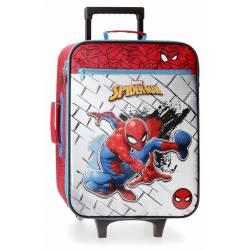 Maleta de cabina Spiderman Red 50x35x18cm