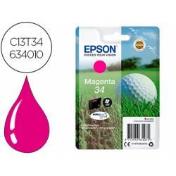 Cartucho Epson 34 en Magenta C13T34634010
