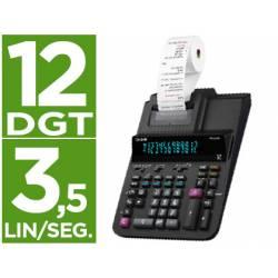 Calculadora Impresora Casio FR-620rce 12 dígitos