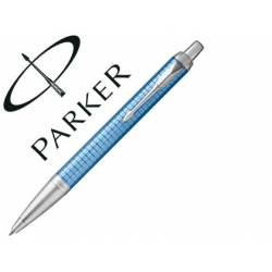 Bolígrafo Parker Im Core Metal Tinta azul