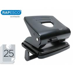 Taladrador Rapesco 825 Metal color Negro