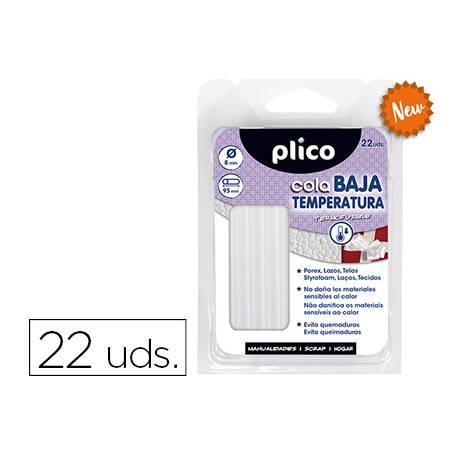 Barra termofusible marca Plico