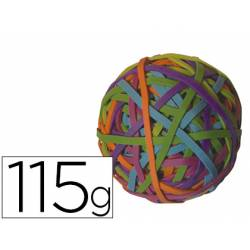 Gomillas elasticas Q-Connect 115 gr numero 5