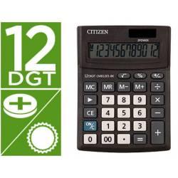 Calculadora Sobremesa Citizen Business Line Eco Eficiente de 12 Digitos
