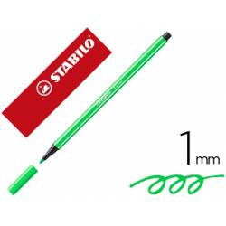 Rotulador Stabilo 68/16 1 mm Color Verde claro
