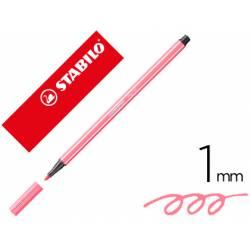Rotulador Stabilo 68/29 1 mm Color Rosa claro