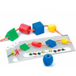 Juego Infantil a partir de 3 años Actividades con formas Miniland