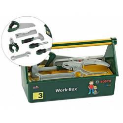 Juego de imitacion a partir de 3 años caja de herramientas de juguete Klein