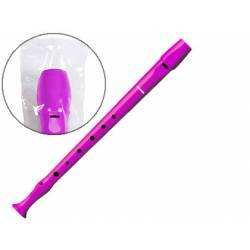 Flauta Hohner 9508 Plástico color Rosa