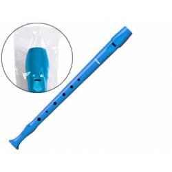 Flauta Hohner 9508 Plástico color Celeste