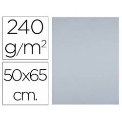Cartulina Liderpapel color Gris 50x65 cm 180 gr