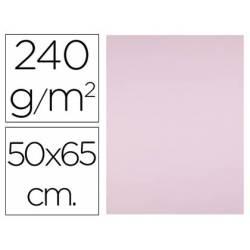 Cartulina Liderpapel Rosa 50x65 cm 240 gr Paquete de 25 unidades