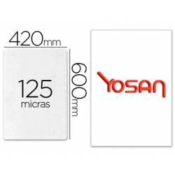 Bolsa de plastificar Yosan Brillo 420x600mm 125 MC DIN A2