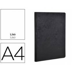 Libreta Clairefontaine Tapa de Cartulina Negro 96 hojas DIN A4