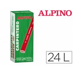 Lápiz de Carpintero Alpino