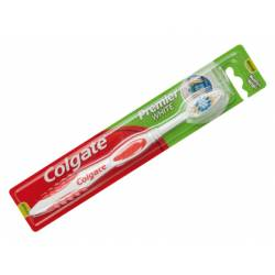 Cepillo dental marca Colgate premier white