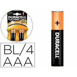 Pila Duracell recargable AAA