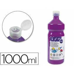 Tempera Liderpapel color violeta 1000 cc