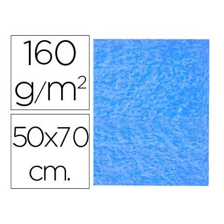Fieltro Liderpapel 50x70cm color azul claro