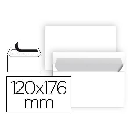 Sobre Liderpapel comercial normalizado N9 color blanco