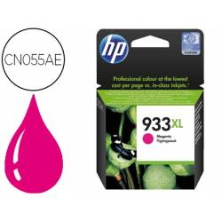 Cartucho HP 933XL color magenta CN055AE