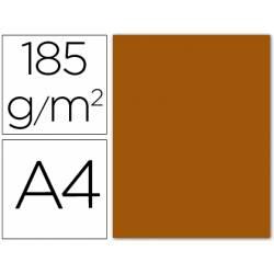 Cartulina Guarro marron chocolate