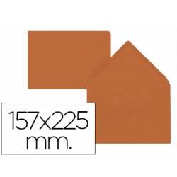 Sobre Liderpapel C5-EA5 color marron