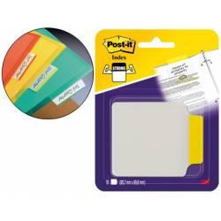 Banderitas Post-it ® separadoras Index color amarillo