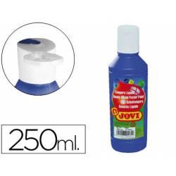 Tempera liquida Jovi color ultramar 250 cc