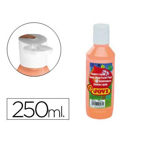 Tempera liquida Jovi color carne 250 cc