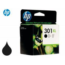 Cartucho HP 301XL color negro CH563EE