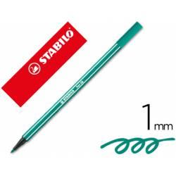 Rotulador Stabilo 68/36 Verde esmeralda 1 mm