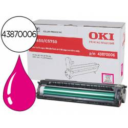 Tambor OKI magenta XL -20.000 pag- (43870006) C5650 C5750