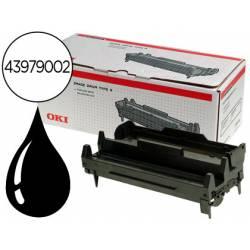 Tambor OKI negro XL -25000 pag- (43979002) B410 B430 B440 MB460L MB470L MB480L