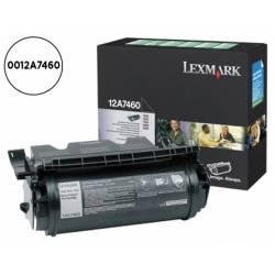 Toner Unidad de impresion marca Lexmark